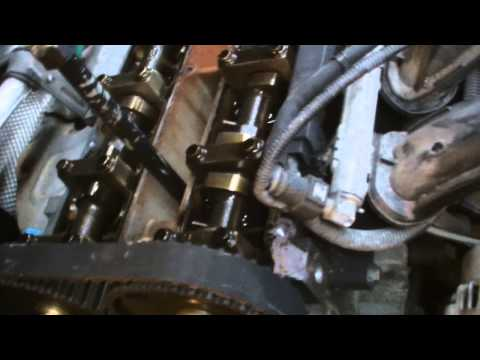 FORD FIESTA 1.4 ZETEC TIMING BELT REPLACMENT,part 3.