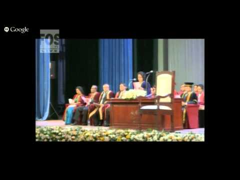 General Convocation 2014 - Faculty of Science & Institute of Indigenous Medicine