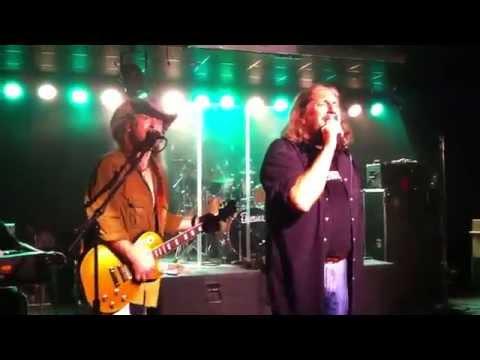 Marshall Tucker Band (w/Tom Hampton & Mark Emerick) - Can't You See (Asylum, Portland ME - 7.11.13)