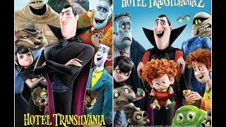 Hotel Transylvania 1 & 2 Song And Dance