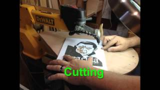 Simply Wooden Creations Scroll Saw Halloween Contest 2015