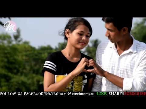 naino ki jo baat naina jana ||heart touching love story|| m production