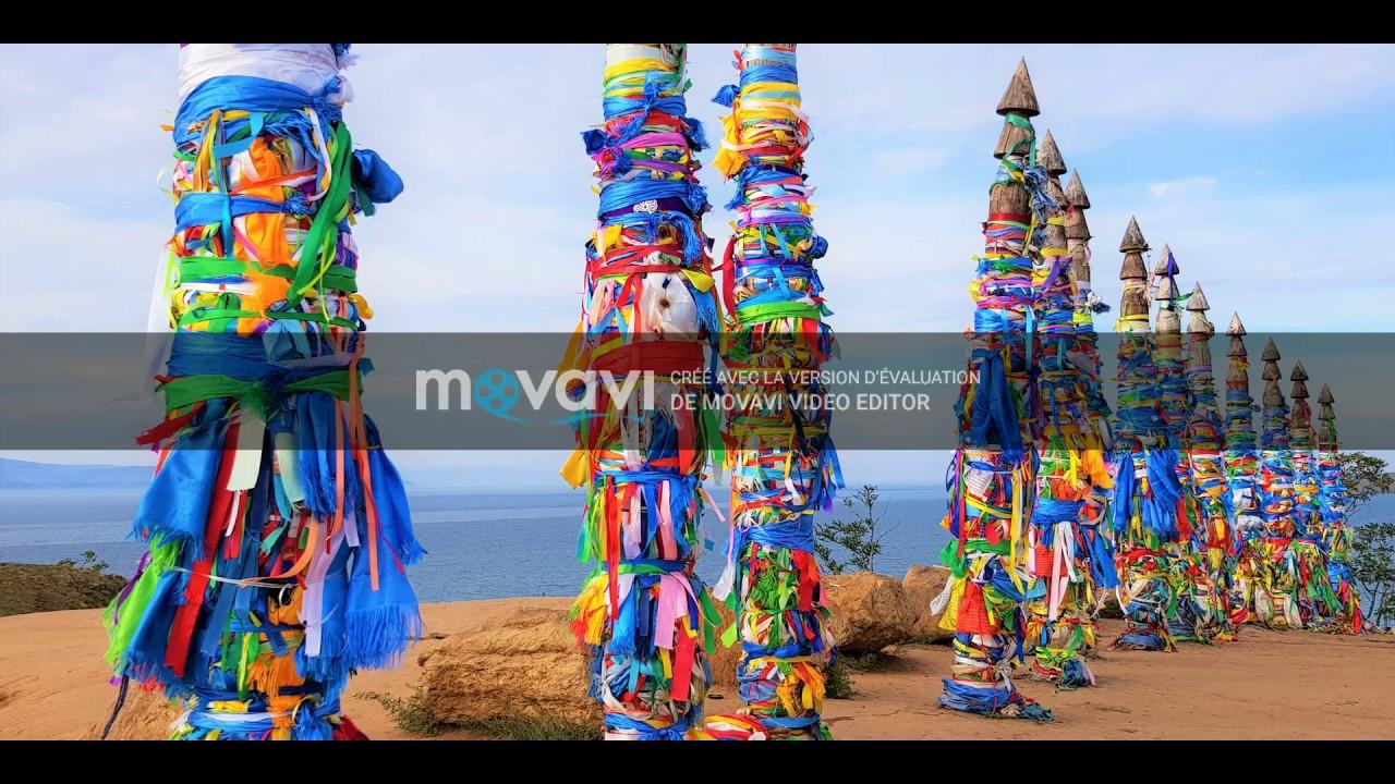 Voyage Baikal juillet 2019