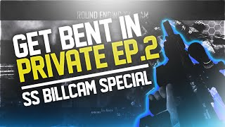 Get Bent in Private Ep.2 (SS Billcam)