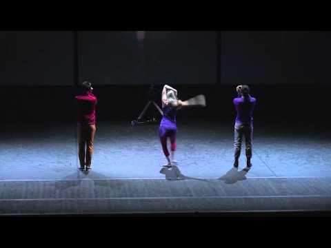 Australian Dance Theatre | Proximity - Arts Centre Melbourne 2013 Trailer