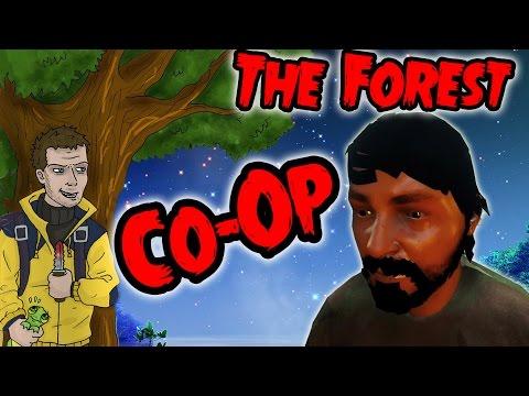 видео: ПЛЯЖНАЯ ВЕЧЕРИНКА - the forest co-op - №3