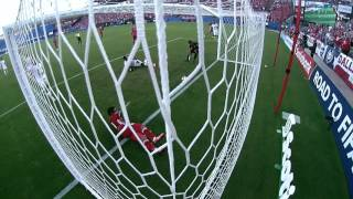 SCCL 2016-17: FC Dallas vs Real Esteli Highlights