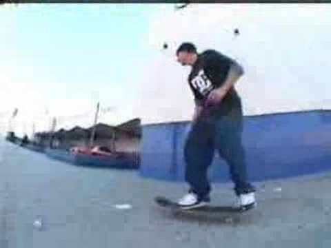 Rob Dyrdek-DC video