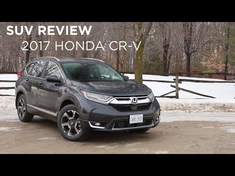 SUV Review   2017 Honda CR-V   Driving.ca