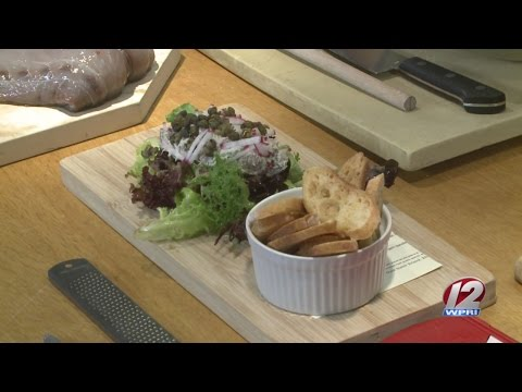 In The Kitchen: Smoked Bluefish Pate