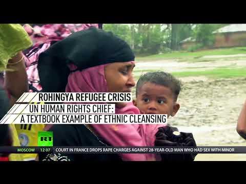 'Humanitarian & human rights nightmare' – UN chief Guterres on Rohingya crisis