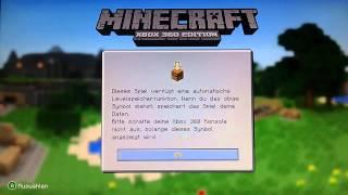 Minecraft xbox360 Tutorial:wie spielt man zu zweit