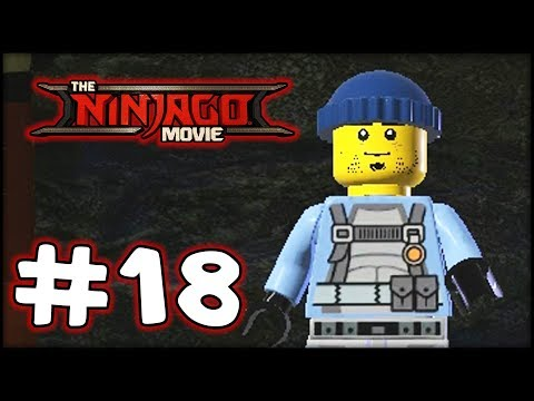 LEGO Ninjago The Movie - Videogame - LBA 18 - The Jungle Scale!