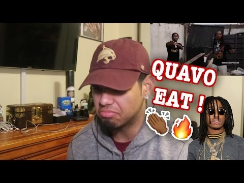 Migos - Call Casting (REACTION) QUAVO EAT!!!