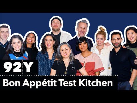 The Bon Appétit Test Kitchen In Conversation