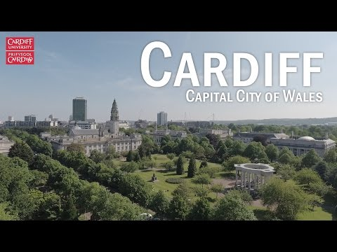 Cardiff - The City