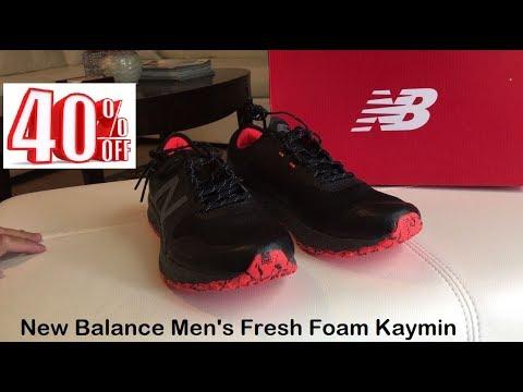 New Balance Fresh Foam Kaymin Trail