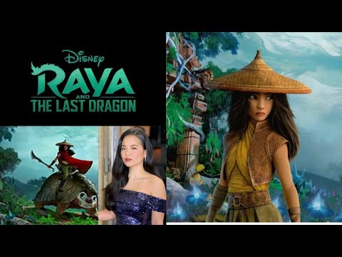 Raya and the Last Dragon   Official Teaser Trailer - March 2021