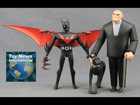 "Batman: The Animated Series Batman Beyond 6"" Action Figure Set Toy Review"