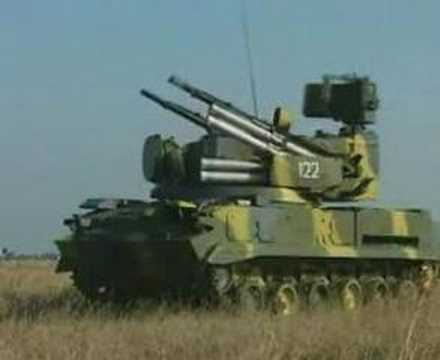 2K22 Tunguska M-1 - YouTube