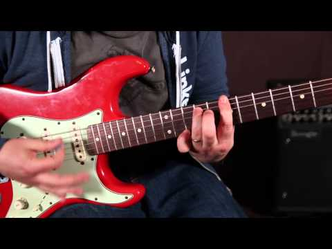 Poison  Talk Dirty To Me  Power Chords Lesson  Tutorial, How To Play