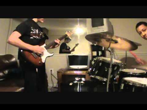 Guitar V.S Drums Battle
