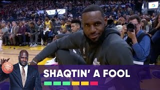 High Five, We're Back! | Shaqtin' A Fool Episode 1