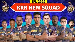 IPL 2022 - Kolkata Knight Riders Full Squad   KKR Probable Squad For IPL 2022   kkr 2022 squad