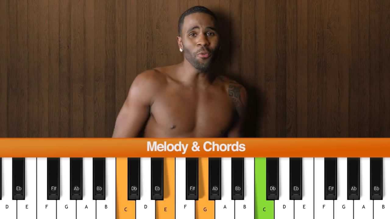 How to play quot trumpets quot jason derulo piano tutorial youtube