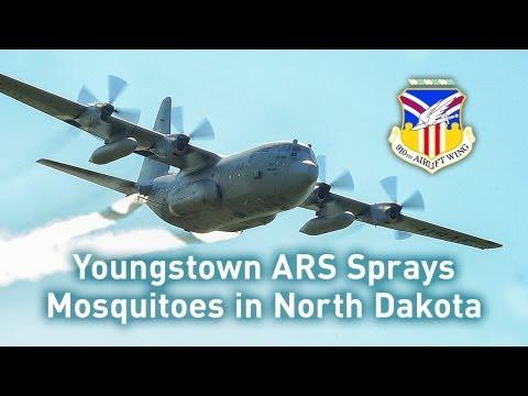 Aerial Spray North Dakota