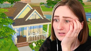 I tried to build a house in 10 minutes and I'm STRESSED