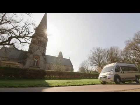 Practical Motorhome visits Ranmore Common, Surrey