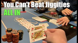 I Get Into Four ALL INS For $3k+ @ Bellagio!! Don't Miss! Poker Vlog Ep 164