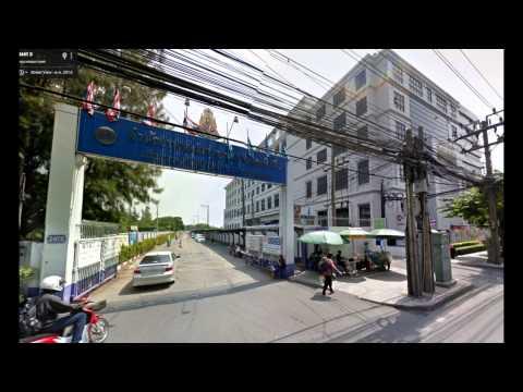แผนที่ สำนักงาน ขนส่ง กรุงเทพมหานคร 5 แห่ง Bangkok Land Transport Office