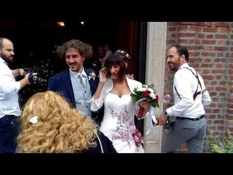 Danny Aiello sing Besame Mucho x matteo sofia. sposi 30/09/2016.