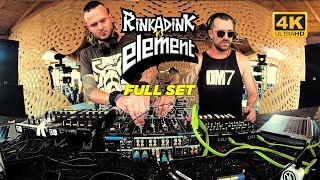 Video Ozora Festival 2017 | Rinkadink vs Element | By Up Audiovisual download MP3, 3GP, MP4, WEBM, AVI, FLV Oktober 2017