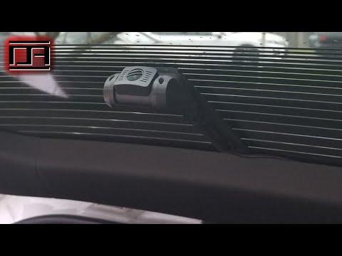 AUKEY DR02D Dual Dash Cam Rear Camera Mount / Bracket For Tinted Back Windows (Scion TC2 / TC2.5)
