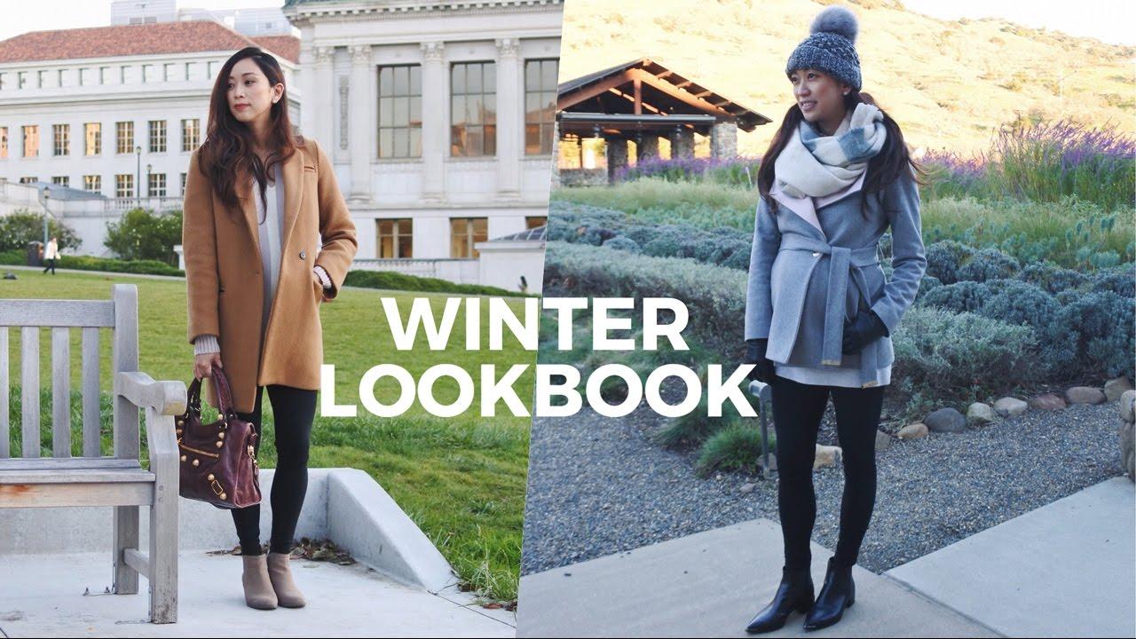 Winter Fashion Lookbook Maternity Fashion Lookmazing Youtube