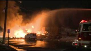02.09.11 - 3rd Alarm Explosion, Allentown, PA