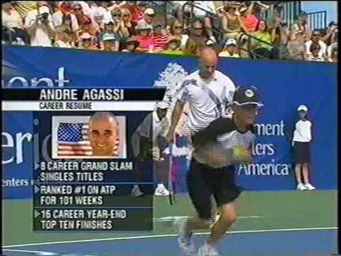 Wayne Ferreira Vs Andre Agassi 3