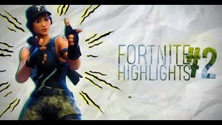 Highlights #2 - Fortnite Bugado