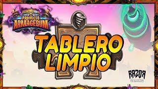 Hearthstone   Solución puzzle   TABLERO LIMPIO