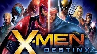 X-Men Destiny Walkthrough Complete Game Movie