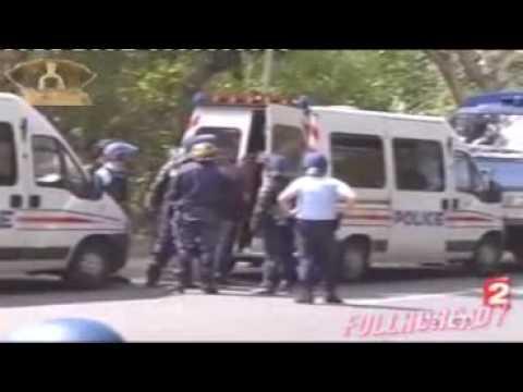 La Guadeloupe s'embrase news Fr2 170209