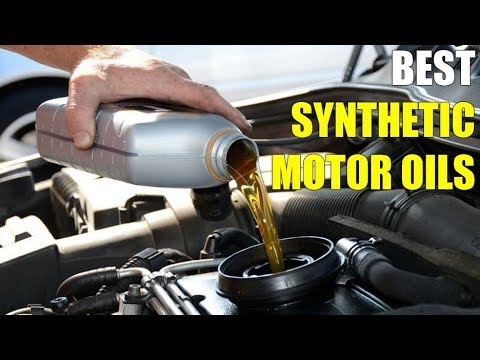 Best Synthetic Motor Oil Review | Best Synthetic Motor Oil 2018 | Top Synthetic Motor Oils