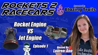 Episode 1: Rocket Engines vs Jet Engines