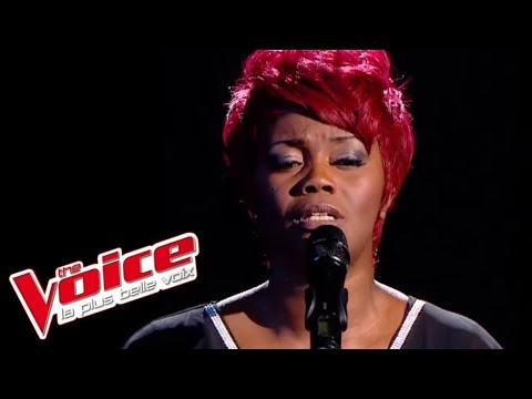 The Voice 2014│Stacey King - Je suis malade (Serge Lama)│Quart de Finale
