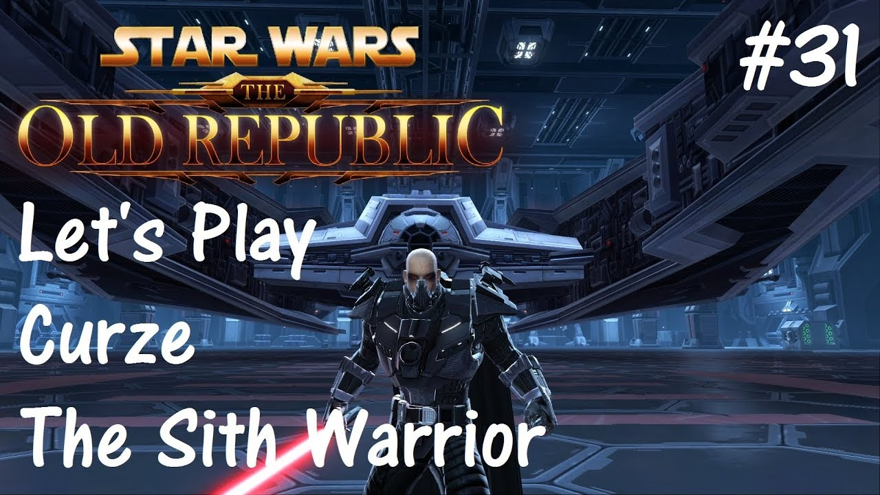 Lets Replay Swtor Sith Warrior Part 31 Blood Of The Sand Demon