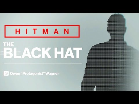 Hitman 2016 - Elusive Target - The Black Hat (Hacker)