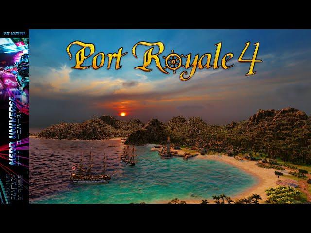 Port Royale 4 - Gameplay Grafik & Tutorial ✮ Closed Beta [Deutsch] 1440p